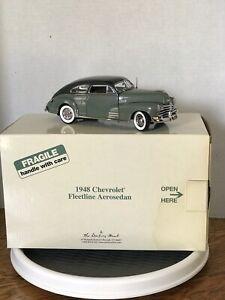 1:24 Danbury Mint 1948 Chevrolet Fleetline Aerosedan
