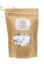 Vanilla Aromatherapy Bath Rocks: Enriched with Argan Oil, Olive Oil, Coca Butter