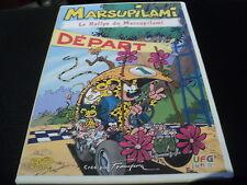 "DVD ""LE RALLYE DU MARSUPILAMI"" dessins animes FRANQUIN"