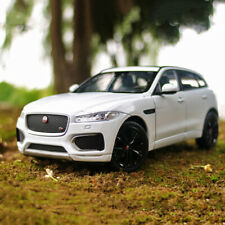 1/24 Scale Collectible Model Jaguar F-PACE Diecast Model Cars Toys Gift White