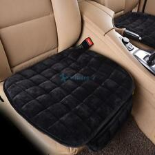 Car Seat Protector Safety Anti Slip Cushion Cover Front Seat Pad Mat Black