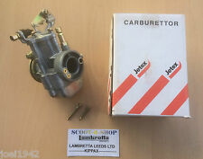 LAMBRETTA JETEX 22 MM - 200 -225 cc  CARBURETTOR - CARB  . BRAND NEW