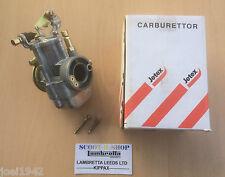 Lambretta JETEX 22 mm - 150 - 175 CARBURATORE-CARB. Nuovo di Zecca