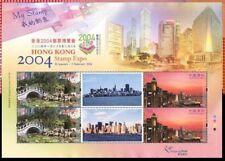 China Hong Kong 2004 My Stamp Special S/S
