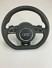 AUDI Q5 SQ5 STEERING WHEEL WITH PADDLES