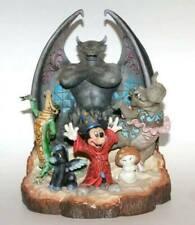 Enesco Jim Shore Disney Traditions Carved Fantasia Mickey Mouse 4031486 Nuovo