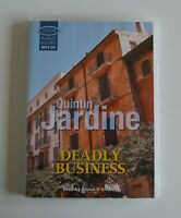 Deadly Business - by Quintin Jardine - MP3CD  Audiobook