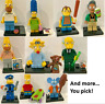 Lego Minifigures Simpsons YOU CHOOSE
