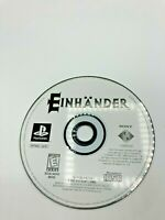 Sony PlayStation 1 PS1 Disc Only Tested Einhander Ships Fast
