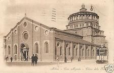 Milano Corso Magenta Chiesa delle Grazie f.p.