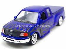 FORD F-150 FLARESIDE SUPERCAB PICK-UP 1999 WELLY FE17DC
