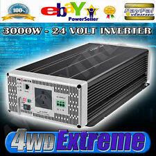 PROJECTA PURE INTELLI-WAVE PURE SINE WAVE INVERTER 3000W 24V POWER IP3000-24