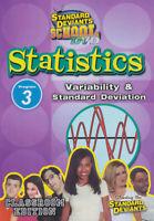 Standard Deviants School - Statistics Module 3 New DVD