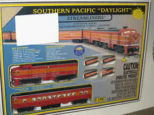 SP DAYLIGHT PASS train set 0 - 27 Gauge Electric Train Set K-Line Sealed In Box