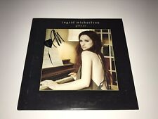"""Ingrid Michaelson Rare Signed Limited 7"""" Vinyl Record Ghost Demo Free Shipping"""