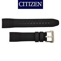 Genuine Citizen Promaster Altichron Black Band Strap for BN5030-06E  BN4020-05E
