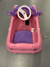 Feber Disney Minnie Mouse Electric 6v Battery Ride On Pink Car Rare Used