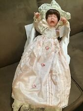 Duck House Heirloom Doll Baby Crying Numbered