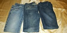 Lot Of Womens Jeans Size 2 Abercrombie American Eagle