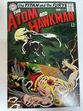 ATOM AND HAWKMAN #43