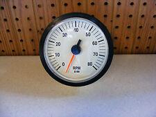 """O.E.M. Tachometer – 80 RPM (5"""") - OMC"""