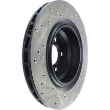 Disc Brake Rotor-Sport Drilled/Slotted Disc Rear Right STOPTECH 127.63064R