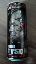 1 Volle Energy Drink Dose 250ml Mike Tyson Black Collection Wild Orange Full Can