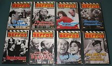 THANASIS VEGGOS DIANELLOS TRIFILLI MILIADIS ANOUSAKI 8x DVD LOT GREEK MOVIES New