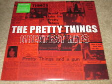 PRETTY THINGS - GREATEST HITS - NEW DOUBLE LP RECORD