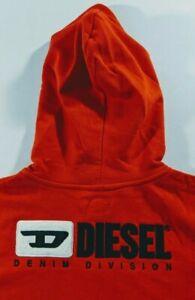 Diesel Kids Hoodie Sweater Size M(10-12)