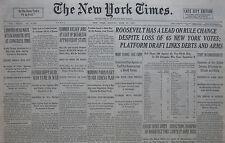 6-1932 JUNE 27 DUBLIN 1 MILLION HEAR MASS FATHER DUFFY DEAD; WON FAME IN WAR