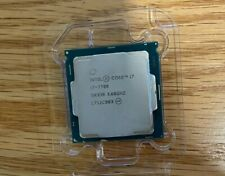 Intel Core I7-7700 Quad-core 3.6GHz 8MB Gaming Processor w/ Thermal Paste