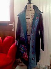 Manteau DESIGUAL demi saison T 42 NEUF sans étiquette!! un intemporel lumineux