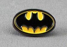 Metal Enamel Pin Badge Brooch Batman Logo Bat Man Super Hero