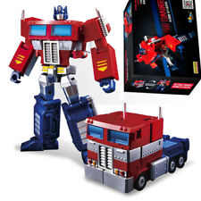 otpimus prime 3rd party transformer G1 cartoon accurate smaller scale new