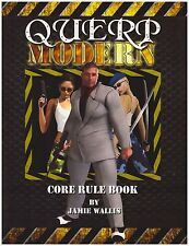 Cubicle 7 - QUERP Modern - Core Rule Book SC - CB77310 - New!