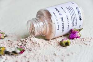 Natural Skincare Sensitive Skin Powder Face Natural Cleanser Herbana Cosmetics