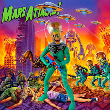 "1/6 Mars Attacks Diorama 15""x15"" - Ideal For Hot Toys Sideshow"