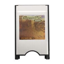 PCMCIA Adaptador de lector de tarjetas CF Compact Flash para portatil Q8C3