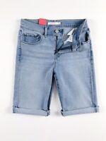 Levi's Shorts Women's Bermuda Shorts Blue Forever Light 29969-0019