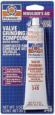 Permatex Valve Grinding Lapping Paste Compound Lubricant Grease 85g