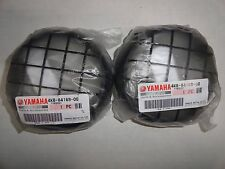 Headlight Head Light Covers Guard QTY 2 OEM Yamaha Banshee Warrior Wolverine 350