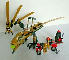 Lego 70503-El Dragón Dorado - 100% COMPLETO - 2013-NINJAGO
