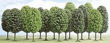 BUSCH 6585 Spur N / Z ,15 Laubbäume, 40 - 60 mm hoch, Neu