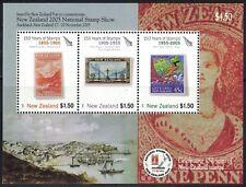 New Zealand Souv.Sheet-150 YearsOfNewZealandPostage MNH 2005