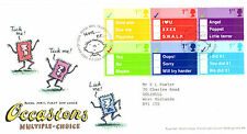 4 FEBRUARY 2003 OCCASIONS ROYAL MAIL FIRST DAY COVER BUREAU SHS