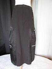 jupe noire marithé françois girbaud taille 40
