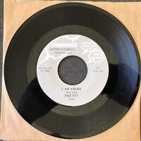PAUL OTT Kitty Kat/I Am Yours Thunder International 1022 ROCKABILLY 1960 45RPM