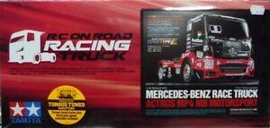 Tamiya (58683-600) 1:14 Mercedes-Benz Race Truck Actros MP4 MB Motorsport