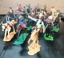 Vintage job lot bundle collection of Timpo Cowboys US Cavalry & Posse WOW!!!